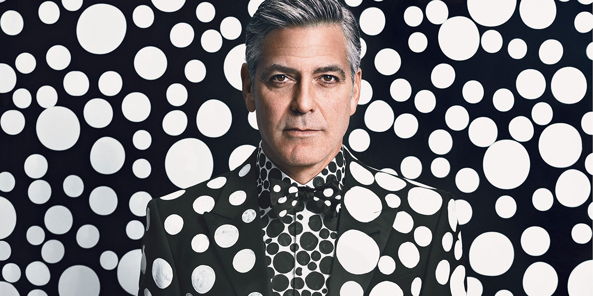 1e0f979da91e Shot Quixote  George Clooney by Emma Summerton for W Magazine