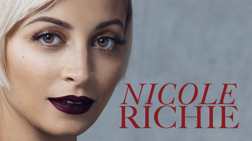 Nicole Richie shot by Isaac Sterling